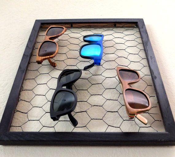 Sunglasses holder