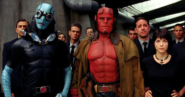 Lionsgate in talks to distribute Hellboy reboot #Celebrity #distribute #hellboy #lionsgate #reboot