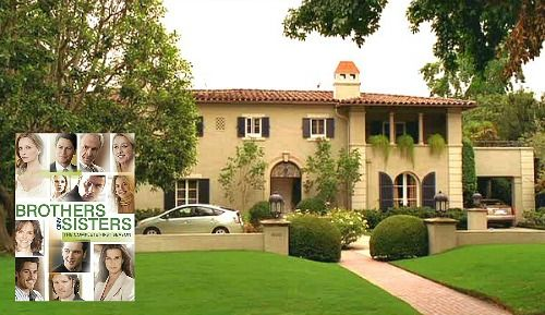 Brothers and Sisters TV Show Nora Walker's House cvr