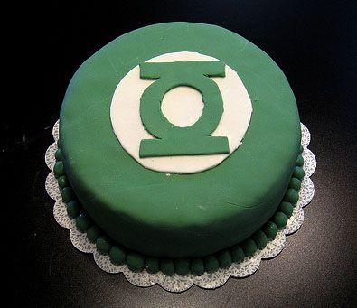 Misc. Green Lantern party ideas
