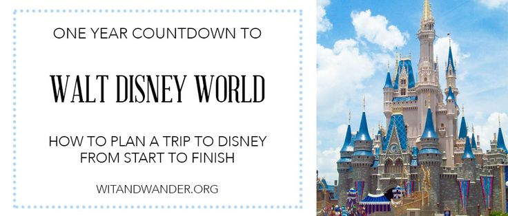Answers to Your Three Biggest Questions When Planning a Walt Disney World Vacation - Wit & Wander