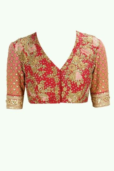 Sabyasachi blouse