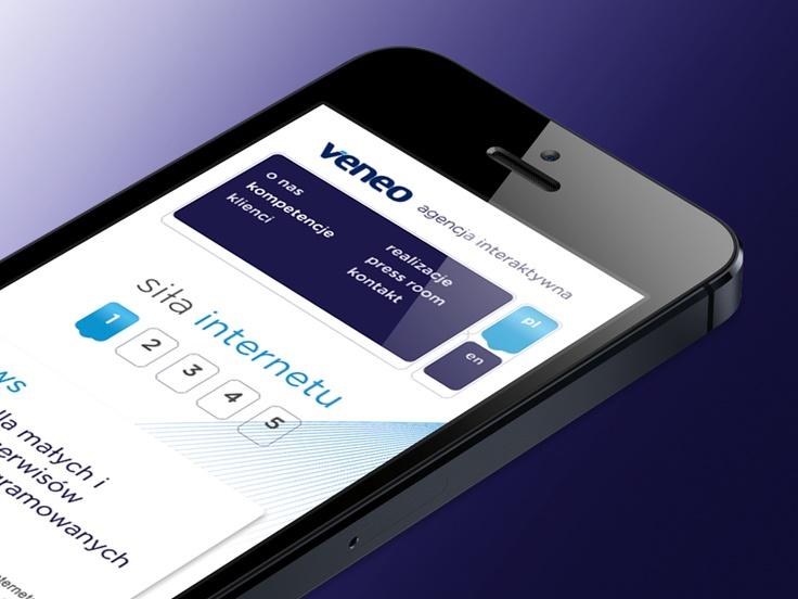 Veneo mobile by Cris Labno