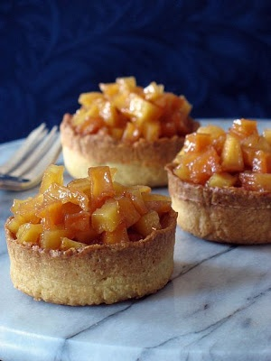 Quince Tartlets | a delightful treat | Pinterest | Crusts, Olive Oils ...