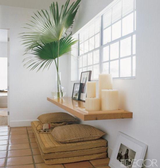 10x inspiratie voor je eigen meditatieruimte in huis - Roomed