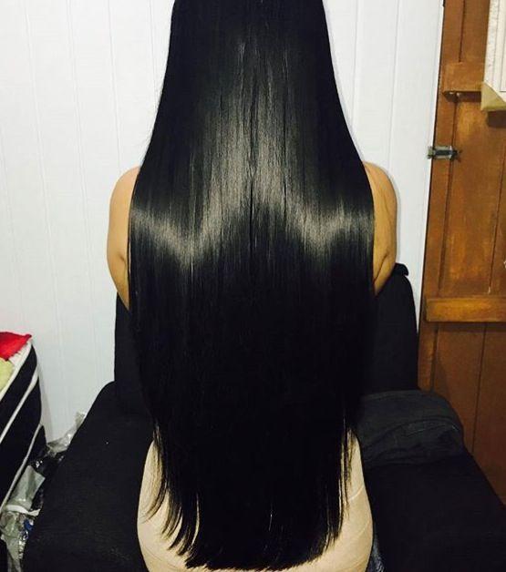 Ari's hair length