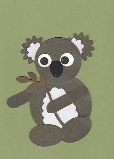 Koala Punch Art