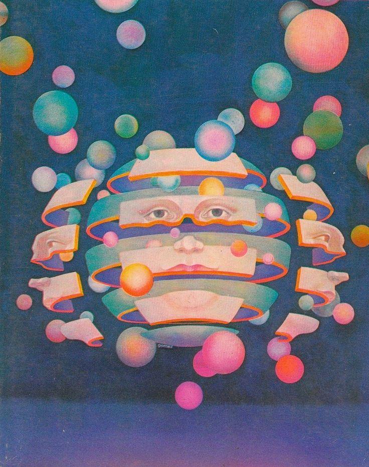 70's Sci Fi Art