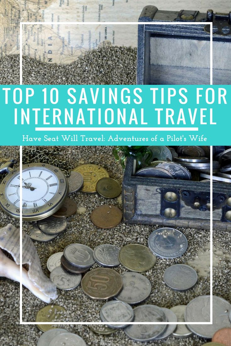 International travel can be so expensive! Read on to find out the top ways I save money every time I travel internationally!