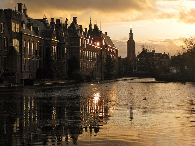 The Hague, Netherlands... I've been many times, but just can't get enough