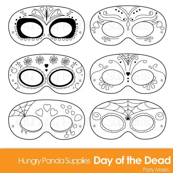 Day of the Dead Masks, dia de los muertos, Día de Muertos, Día de Muertos costume, halloween costume, dia de los muertos mask, sugar skull
