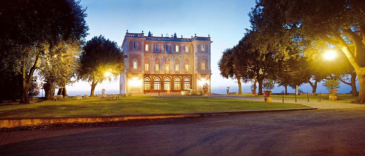Park Hotel Villa Grazioli | Small Luxury Hotels of the World Rome