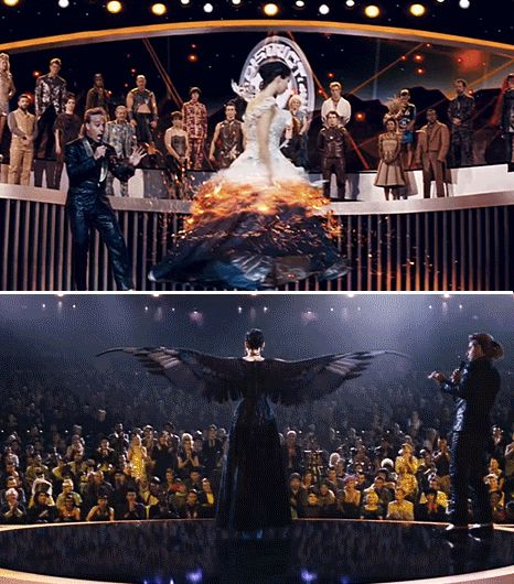 hunger games catching fire costume mockingjay   Go Behind The Scenes Of Hunger Games: Catching Fire With Costume ...