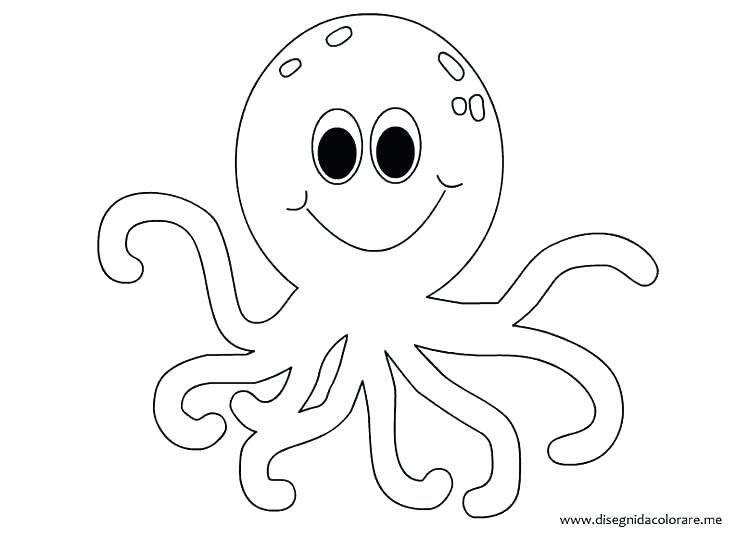 Image Result For Octopus Coloring Page Free Octopus Coloring Page