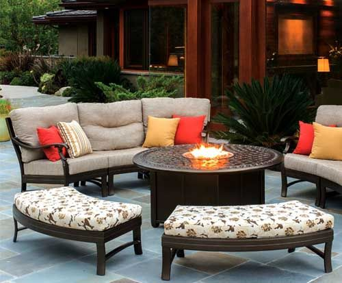 53 best outdoor design ideas images on pinterest | painting ... - Patio Furniture Ideas For Small Patios