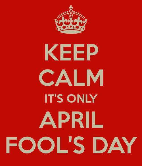 Happy April Fools' Day 2015!