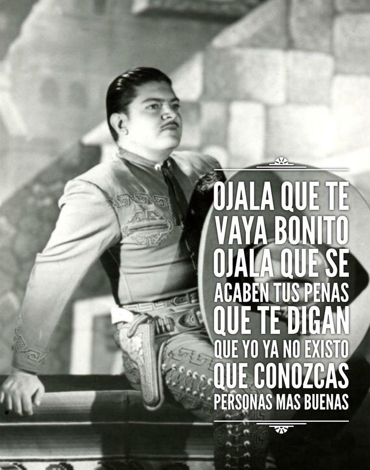 Que te vaya bonito - José Alfredo Jimenez #JoseAlfredo #lyrics