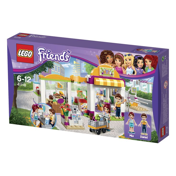 LEGO Friends Cupcake Café