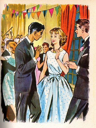 Nancy Drew Illustration by Albert Chazelle