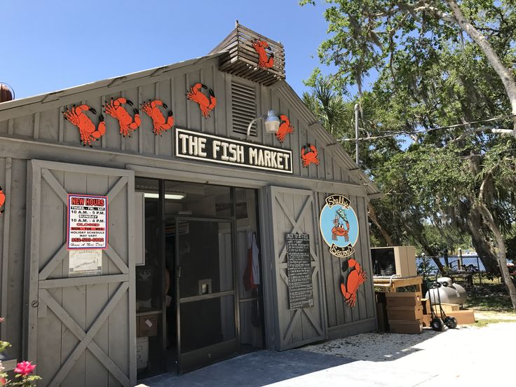 9 best tampa ideas images on pinterest tampa bay for Fresh fish market tampa