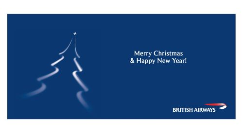 Nikolay Kovalenko. Cards and Postcards. British Airways
