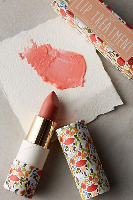 Tinted Lip Treatment - anthropologie.com #anthrofave