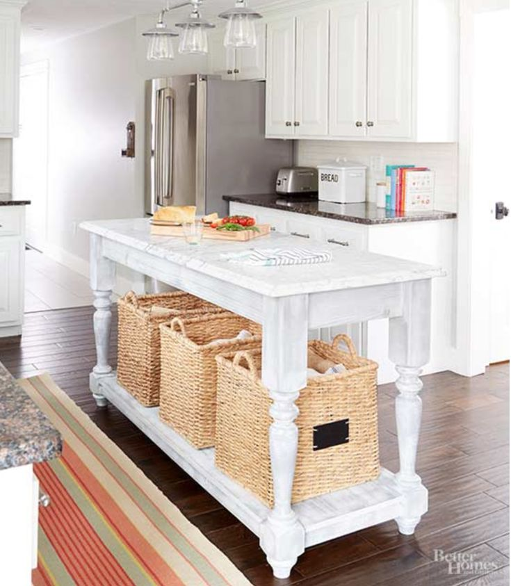 25+ best ideas about Narrow kitchen island on Pinterest ...
