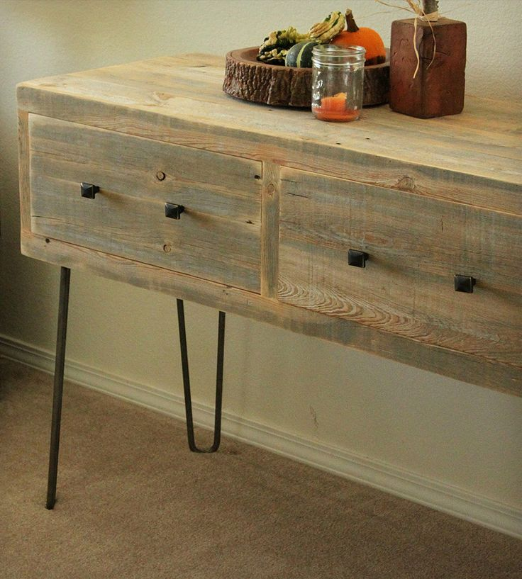 25 best ideas about reclaimed wood tv stand on pinterest rustic wood tv stand rustic - Reclaimed wood tv stand ideas ...