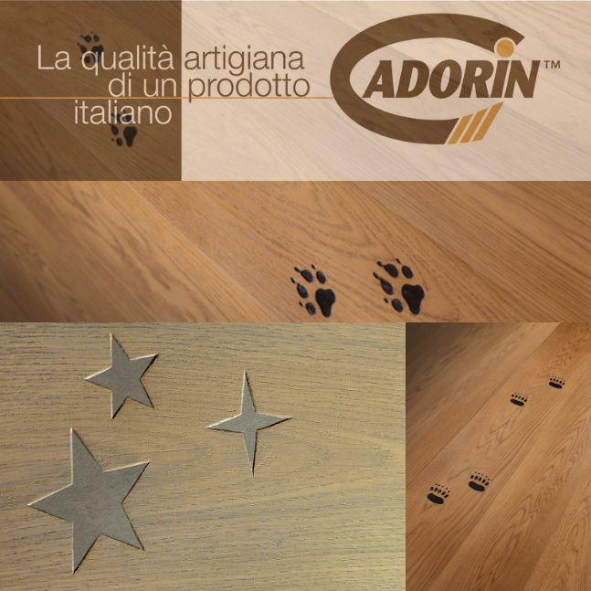 DESIGN - Track planks #cadorin engineered wood flooring