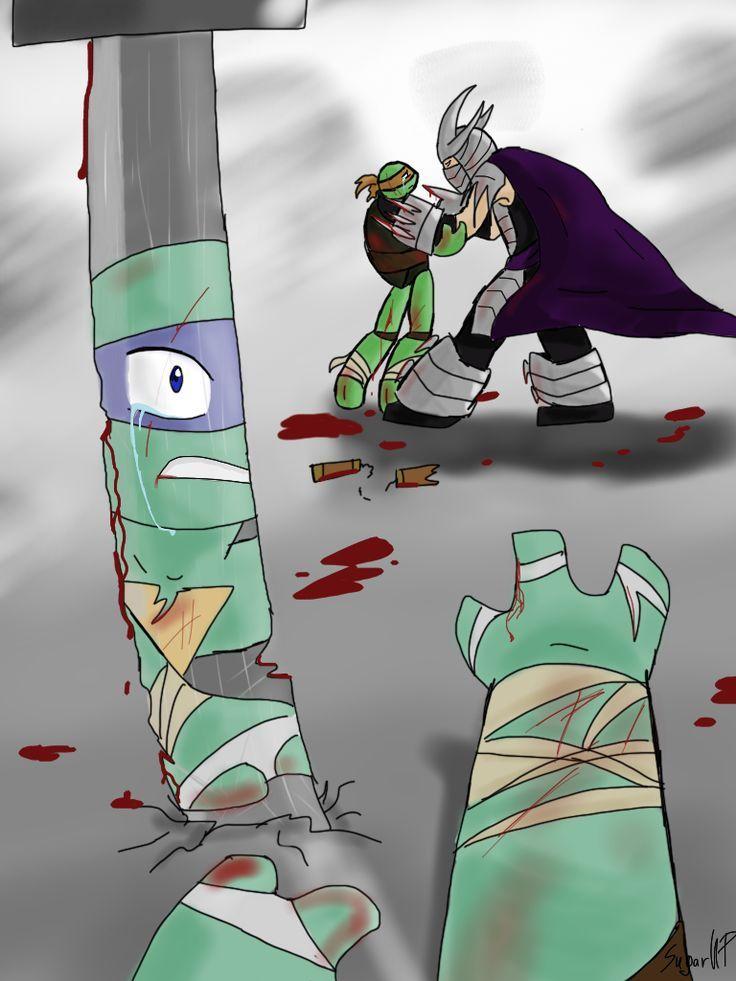 Image result for tmnt 2012 sick fanfiction | Ninja Turtle