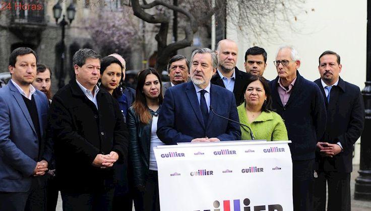 Compañía ofrece préstamo de 500 millones a Guillier para financiar su campaña