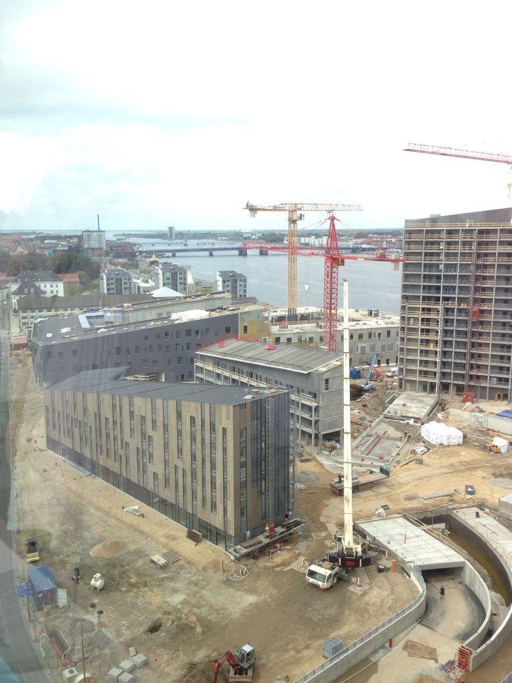 New campus Aalborg