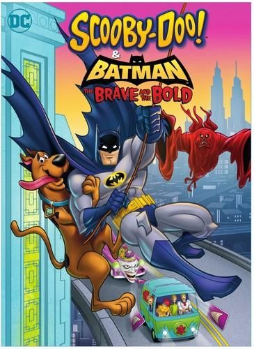 Scooby-Doo! And Batman: The Brave And The Bold (Region 1) DVD 2018