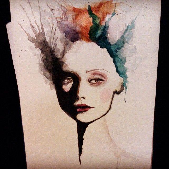 Meredith/Watercolor
