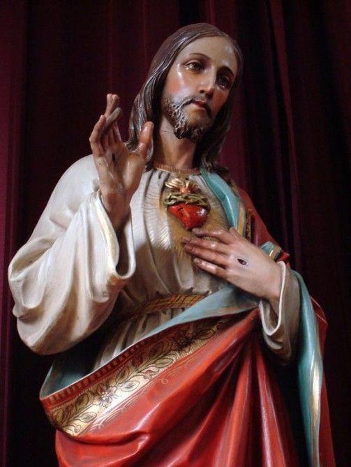 Sagrado Coraçao de Jesus