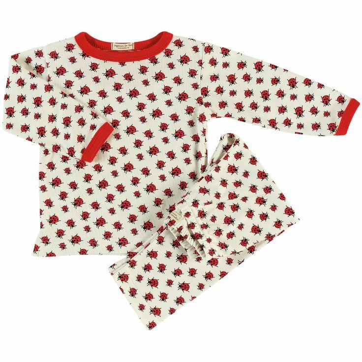 Pijama algodón orgánico