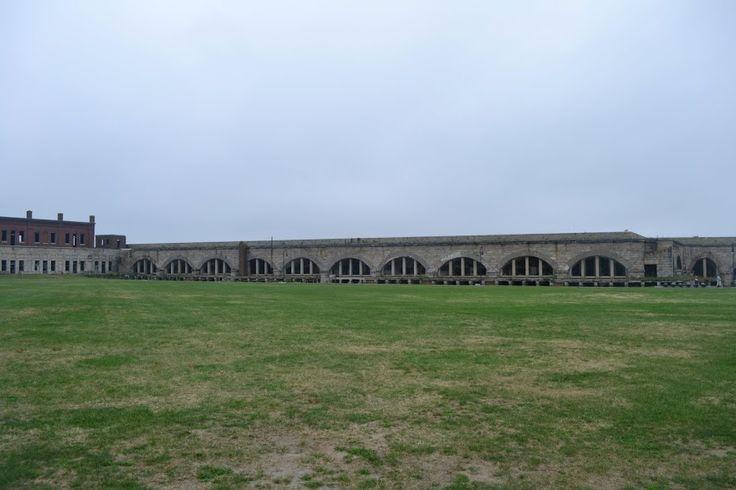 Fort Adams, RI (Форт Адамс, Род-Айленд)