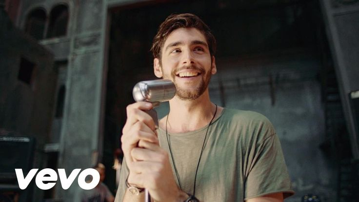 Alvaro Soler - Sofia. [Like the song, a huge hit in Italy, but listen to the opening music....guess what song that seems to be lifted from....  Soler was born in Barcelona, Spain, lived in Japan from age 10 to age 17. His father is German and his mother is Spanish. Soler became multi-lingual at a young age.]