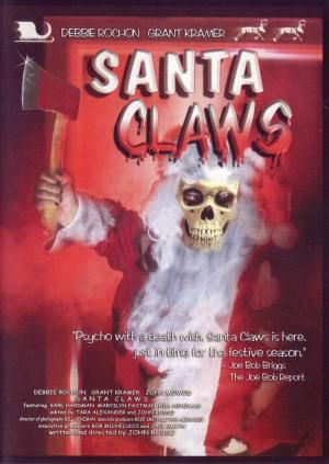 We Wish You a Scary Christmas: Christmas Horror Movies: Santa Claws (1996)