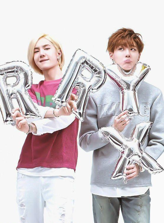 Yibo and SeungYoun