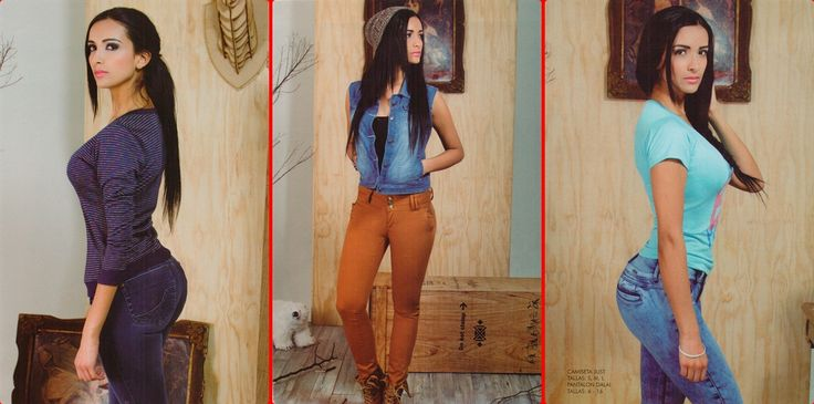 141205 - Jeans & Blusas / VENTA DE ROPA POR CATALOGO