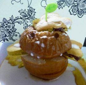 「●焼き林檎星人」NEKO | お菓子・パンのレシピや作り方【corecle*コレクル】
