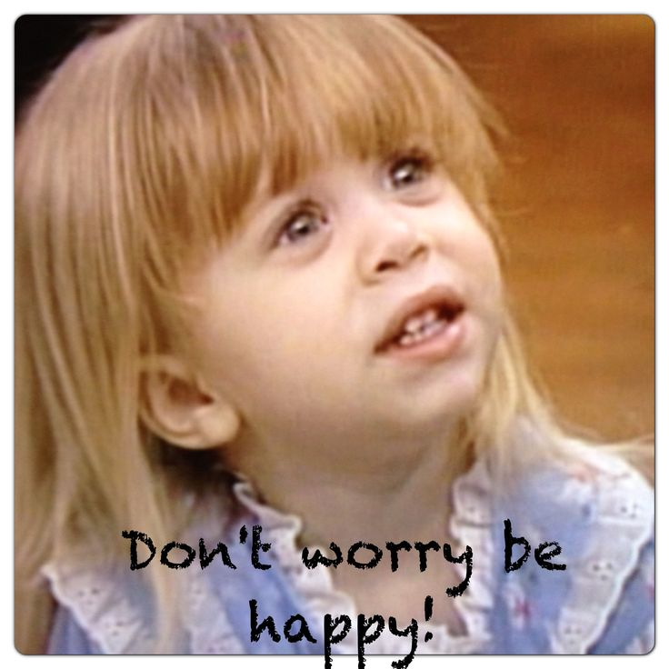 Michelle Tanner, Full House quote