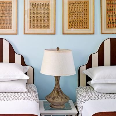 Coastalliving.com. See More. Thereu0027s Something About These Bold Stripes,  Graphic Patterned Sheets, And Symmetrical Framed Prints That