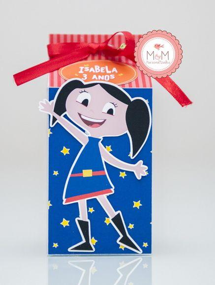 Caixa Milk - Show da Luna