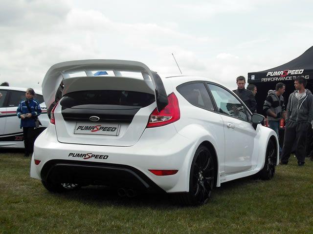 Mk7 Fiesta Racing By Pumaspeed Olsbergs Ken Block Replica
