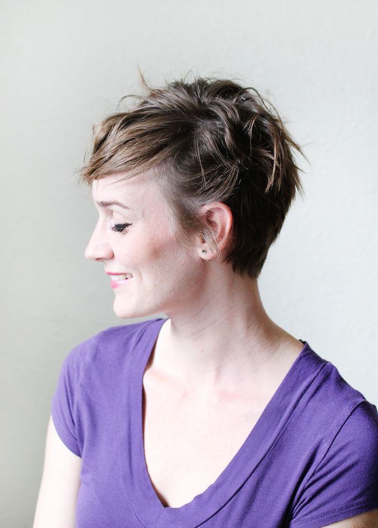 most hair style 3 ways to style a pixie cut a beautiful mess fashion 4631