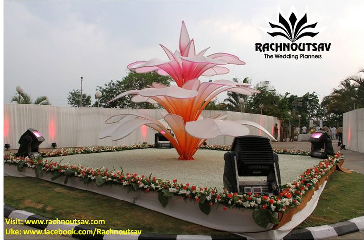 Rachnoutsav Events Pvt Ltd promises to create an everlasting memory for every individual associated with any event handled by us.