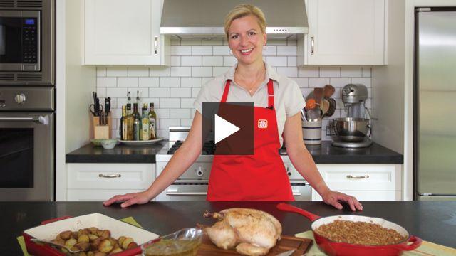 Anna Olson's Roast Chicken | House & Home | Online TV