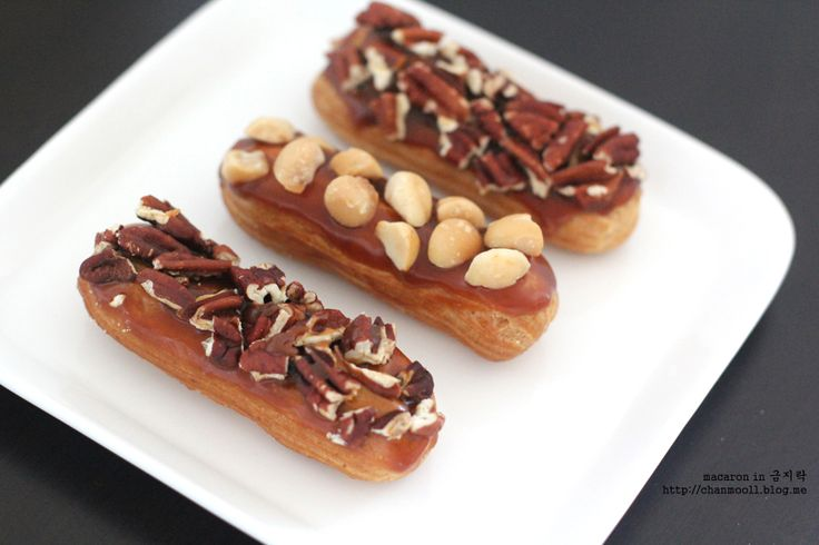 banana nuts eclair pecan& macadamia  http://blog.naver.com/chanmooll